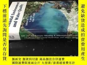 二手書博民逛書店coastal罕見environment and water q