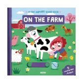 On The Farm 我的第一本推拉小書-農場篇