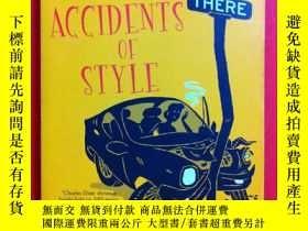 二手書博民逛書店The罕見Accidents of Style: Good Ad