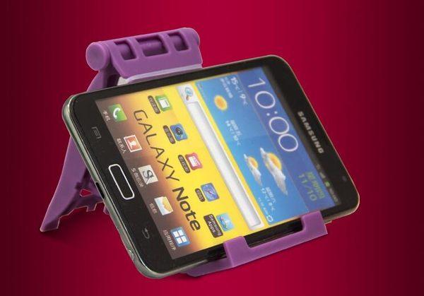 【SZ13】跑車手機座手機支架 平板支架 家用辦公旅遊支架 通用手機支架