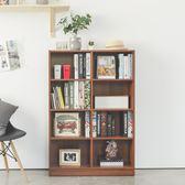 收納 書櫃 收納櫃【N0079 】居家八格書櫃   收納專科