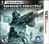 3DS Tom Clancy s Ghost Recon Shadow Wars 火線獵殺:暗影戰爭(美版代購)
