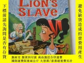 二手書博民逛書店TERRY罕見DEARY S GREEK TALES THE LION S SLAVEY380600 TERR