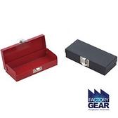 工具鐵盒 收納 (小) 紅 1401R
