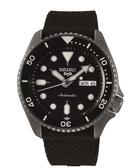 【SEIKO】5 Sports 水鬼機械腕錶橡膠款