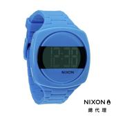 NIXON DASH 夏日繽紛 電子錶 天藍 潮人裝備 潮人態度 禮物首選