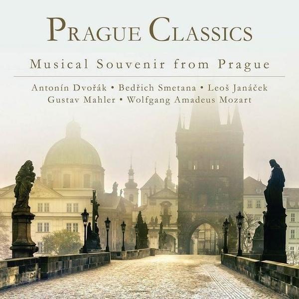 【停看聽音響唱片】【CD】布拉格的經典音樂選輯 紐曼 指揮 捷克愛樂管弦樂團
