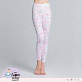 【WIWI】冒險Alice溫灸刷毛九分發熱褲(戀愛粉 女S-2XL)