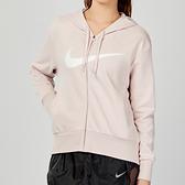 Nike AS W NK DRY GET FIT FC FZ H ES女子 粉色 連帽 長袖 外套 CQ9304-699