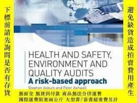 二手書博民逛書店Health罕見& Safety Environment And Quality Audits-健康安全環境和質量