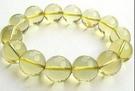黃水晶手鏈