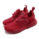 【海外限定】adidas 休閒鞋 NMD_R1 W 紅 全紅 女鞋 襪套式 運動鞋 【ACS】 FZ3601