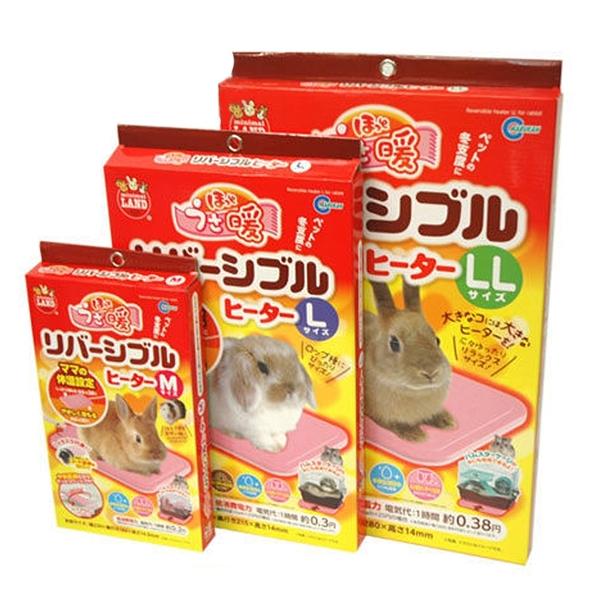 寵物家族-日本MARUKAN 兔用電暖墊LL