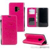 三星 S8 Plus 新款矽膠翻蓋皮套手機殼 S9 Plus 全包邊商務保護套  S8/S9 個性翻蓋皮套手機套