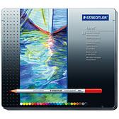施德樓 MS125 金鑽級水性色鉛筆24色組