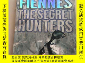二手書博民逛書店RANULPH罕見FIENNES THE SECRET HUNT