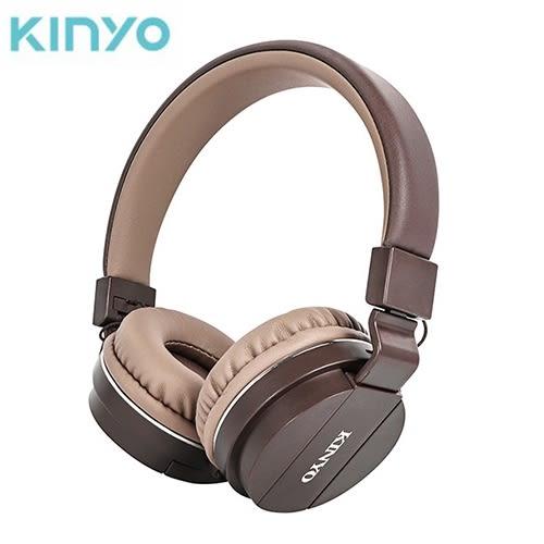 KINYO 頭戴立體聲耳麥IPEM-7023【愛買】