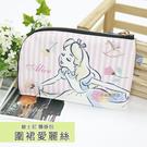 ☆小時候創意屋☆ 迪士尼 圍裙愛麗絲 頸掛包 手機包 卡片包 零錢包 證件包 收納包 悠遊卡包 短夾