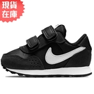 【現貨】Nike MD Valiant TDV 童鞋 小童 休閒 麂皮 魔鬼氈 黑【運動世界】CN8560-002