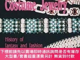 二手書博民逛書店Fabulous罕見Costume JewelryY464532 Becker Schiffer Pub IS