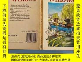二手書博民逛書店wind罕見in the willows 柳樹上的風Y200392