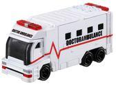 TOMICA Drive Head 救援特警隊 醫師救護車 89893