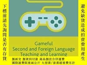 二手書博民逛書店Gameful罕見Second And Foreign Lang