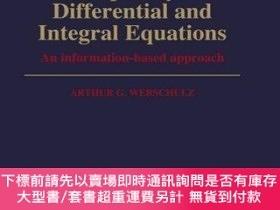 二手書博民逛書店The罕見Computational Complexity Of Differential And Integra