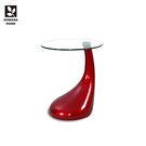 茶几 邊几 小美人腿。經典時尚紅色小邊桌/三色【多瓦娜】--B15-R