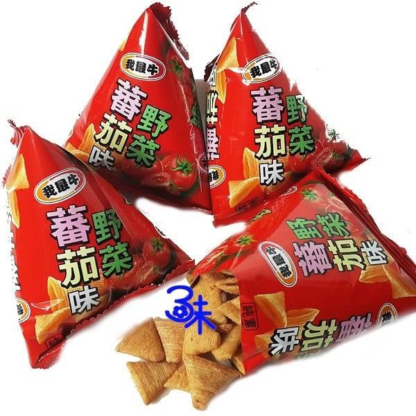 (馬來西亞零食)我最牛牛角酥-野菜番茄 1包500公克【4719778004870】