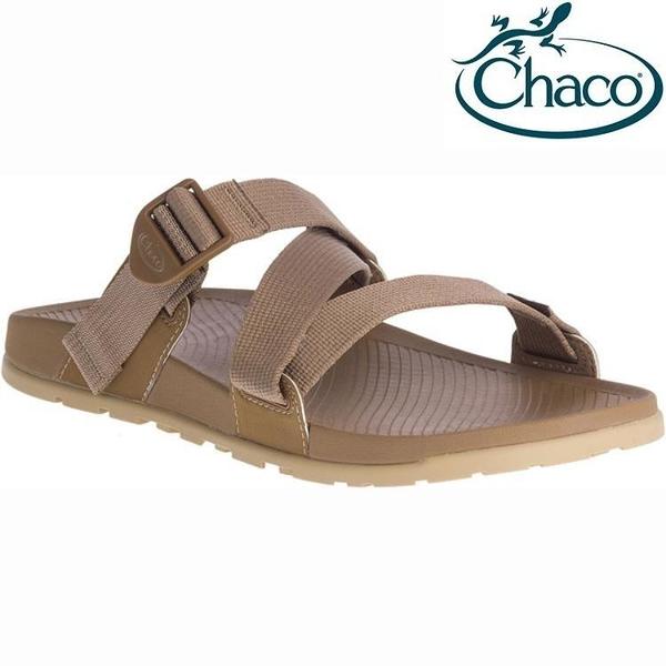 『VENUM旗艦店』Chaco Lowdown Slide 男款休閒拖鞋 CH-LSM01 HG32 慵懶水獺