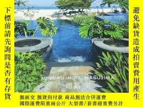 二手書博民逛書店ASIAN罕見RESORTS POOL BOOKY314746 Mike GEM STONE 出版2007