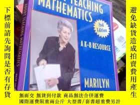 二手書博民逛書店MARILYN罕見BURNS ABOUT TEACHING MA
