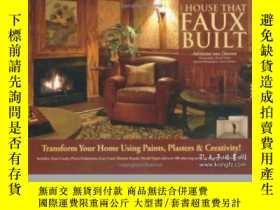 二手書博民逛書店The罕見House That Faux BuiltY307751 Adrienne Van Dooren E