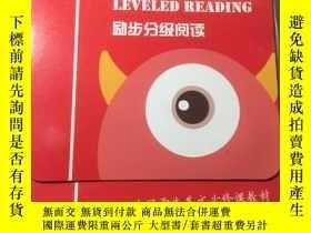 二手書博民逛書店勵步英語:勵步分級閱讀;Firstleap罕見Leveled R