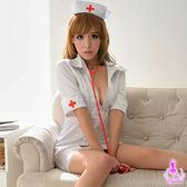 角色扮演 cosplay 貼身曲線二件式護士角色服【星光密碼】H023