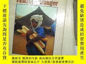 二手書博民逛書店FAMINE罕見AND HUNGER(05)Y180897