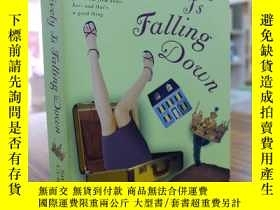 二手書博民逛書店SHEILA罕見CURRAN:Diana Lively Fall