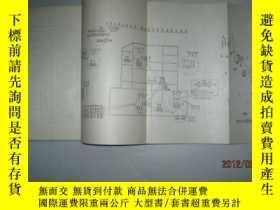 二手書博民逛書店中華人民共和國第一屆運動會罕見秩序冊·圖表版·1959年大會編印