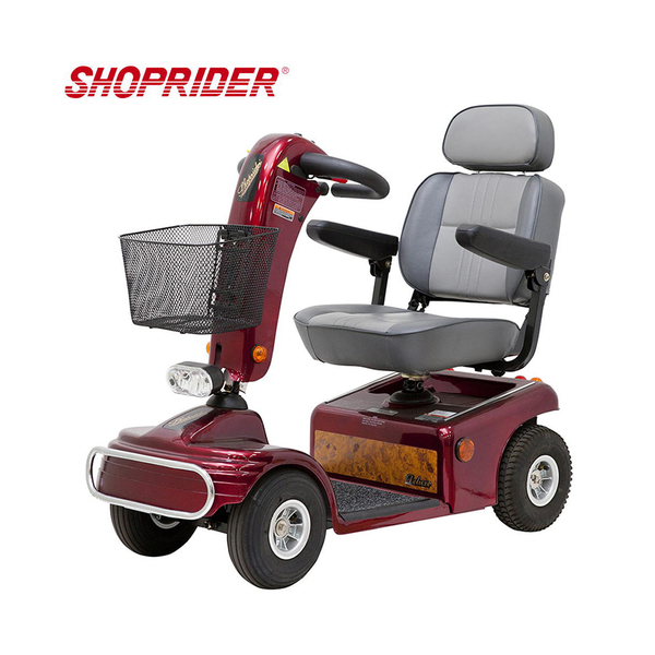 (免運) SHOPRIDER 電動代步車 P型把手款 TE-888N 代步車 (可私訊詢問) 【生活ODOKE】