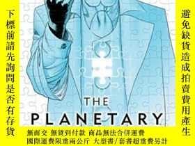 二手書博民逛書店The罕見Planetary OmnibusY364682 Warren Ellis Dc Comics 出