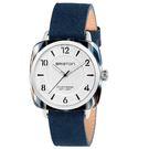 【萬年鐘錶】BRISTON  法國時尚 錶框  藍皮帶18536-SA-BE-2G-LNNV
