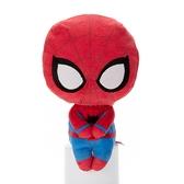 T-ARTS MARVEL XBUDDIES 坐坐人偶-彼得帕克 (蜘蛛人) 面具可拆_TA53716