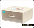 {{ 海中天休閒傢俱廣場 }} B-99  摩登時尚 抽屜整理箱系列 CT-881 單抽式抽屜整理箱
