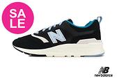 【出清下殺】New Balance 997 H 成人女款 活力女孩 休閒運動鞋 輕量慢跑鞋 O8491#黑色◆奧森