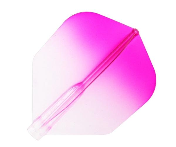 【Fit Flight AIR x Esprit】Gradation Shape Pink 鏢翼 DARTS