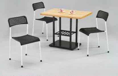 【南洋風休閒傢俱】塑膠洞洞椅 洽談椅 休閒椅 涼椅 塑膠椅 (571-1)
