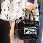裝飯盒的手提包帶飯防潑水保溫包便當包女便當盒袋新款【好康回饋◇85折】