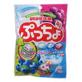 UHA 味覺 四味綜合軟糖(98g)【小三美日】