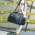 大容量旅行包 旅行包男大容量旅游手提短途單肩商務多功能獨立鞋位行李旅行袋 快速出貨